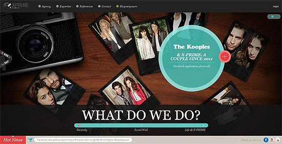30 Creative CSS3 Website Designs 19