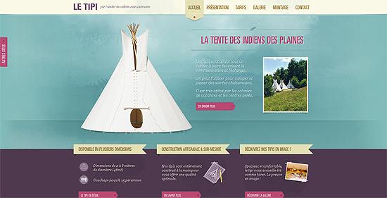 30 Creative CSS3 Website Designs 28