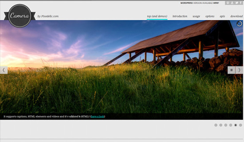 20 Beautiful jQuery Image Sliders 1