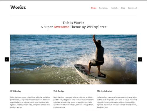 30 New Free High-Quality WordPress Themes 19