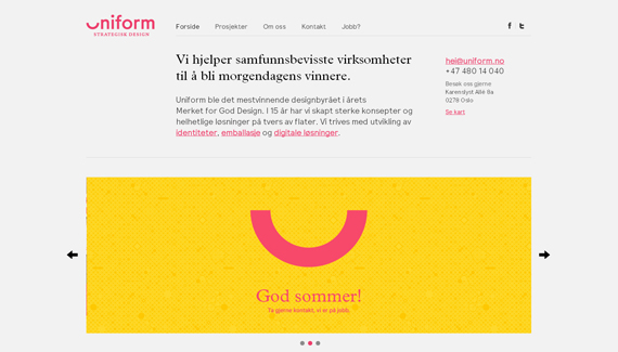 25 Stunning CSS3 Web Designs For Your Inspiration 22
