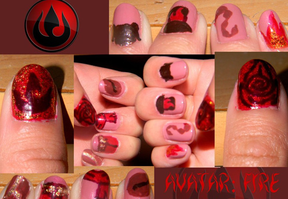 20 Excellent Nail Art for Inspiration 6
