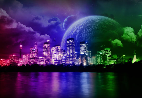 30 Excellent Color Spectrum Wallpapers 3