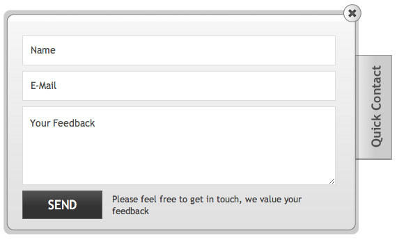 10 Free Contact Form Plugins for WordPress 9