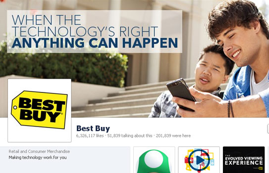 Checkout these 5 Best Facebook Ecommerce Store of 2012 3