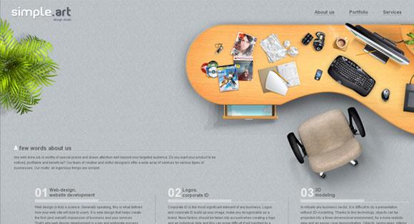 20 Excellent Website with Creative Header Design 5