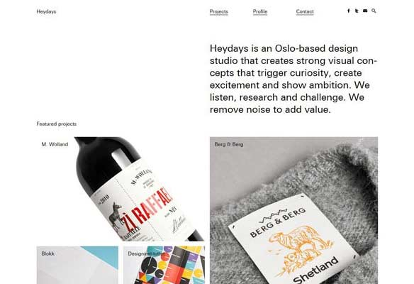 40 Impressive Grid based Web Designs for Inspiration 10