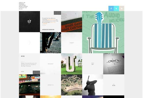 40 Impressive Grid based Web Designs for Inspiration 19