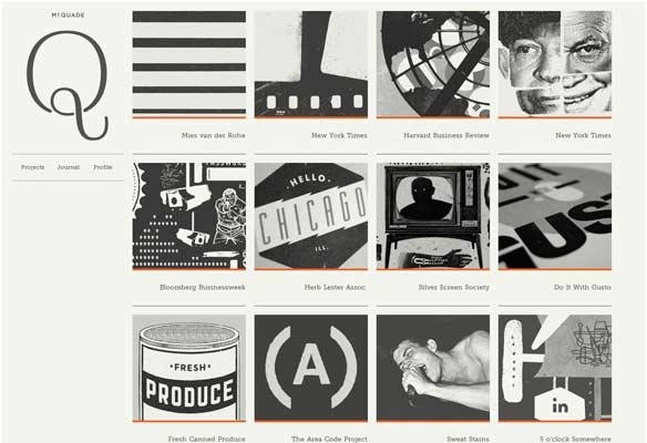 40 Impressive Grid based Web Designs for Inspiration 24