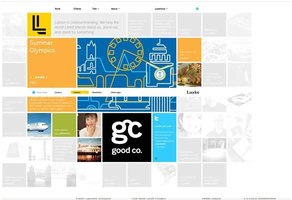 40 Impressive Grid based Web Designs for Inspiration 25
