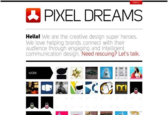 40 Impressive Grid based Web Designs for Inspiration 27
