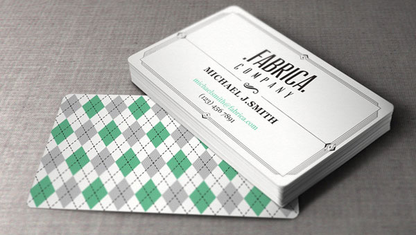 20 Free High Resolution Business Card Templates 1