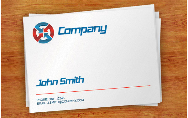 20 Free High Resolution Business Card Templates 15