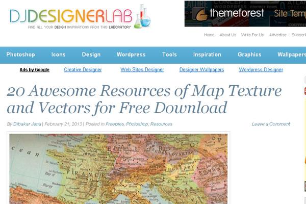 30 Most Famous Sites Built Using Wordpress 18