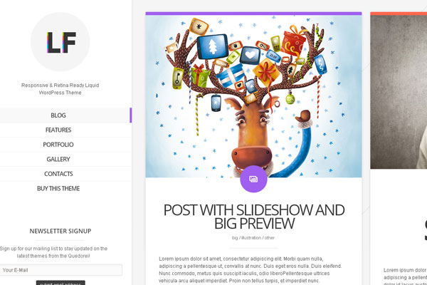 20 Beautiful Websites in White Background Merging with Attractive Colors 6
