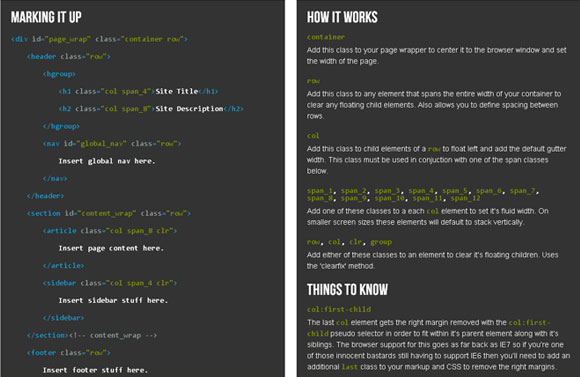 Resources: Top 10 Free Responsive CSS Frameworks for your Next Web Project 1