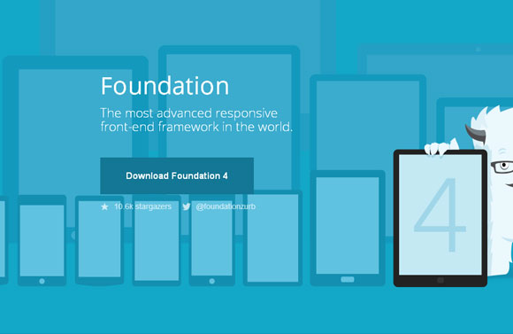Resources: Top 10 Free Responsive CSS Frameworks for your Next Web Project 4
