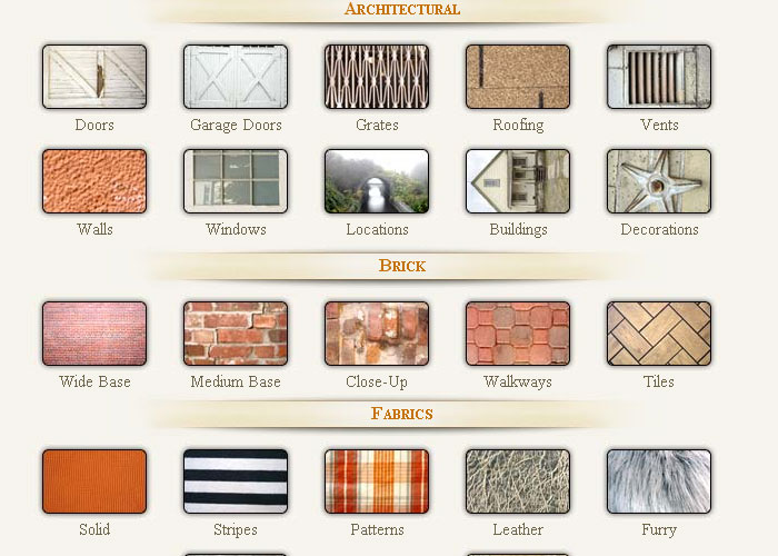 8 Excellent Galleries of Free Photoshop Textures 2