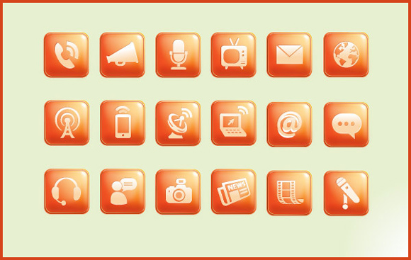 30 Best Vector Icon Packs for Designers 13