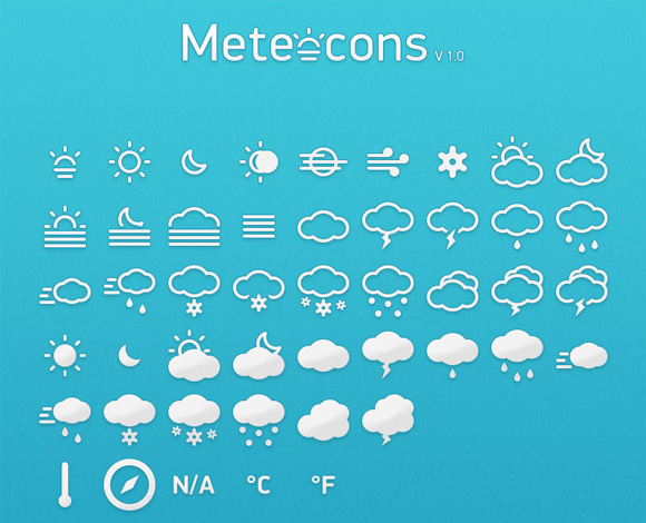 30 Best Vector Icon Packs for Designers 18