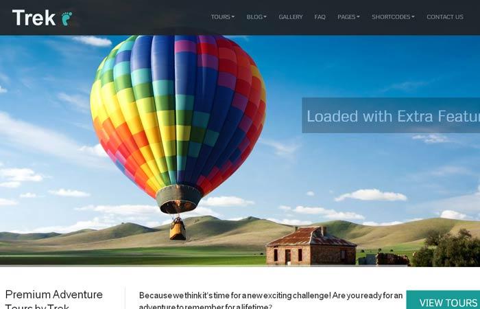 20 Free and Premium Responsive Wordpress Theme 7