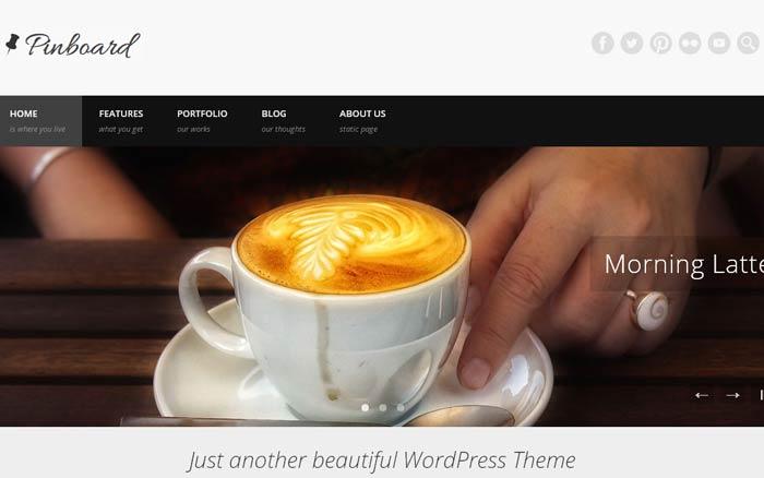 20 Free and Premium Responsive Wordpress Theme 1