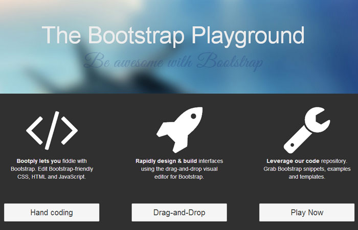 15 Useful Bootstrap Tools and Generators for Web Developers 1