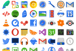 10 Beautiful Sets of free Icons 6