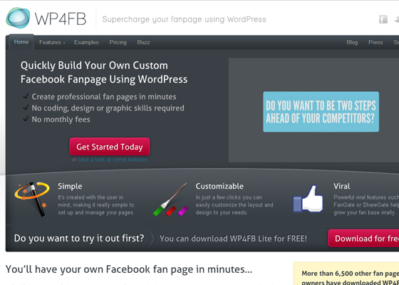 5 Resources to Create Effective Facebook Fan Page 3