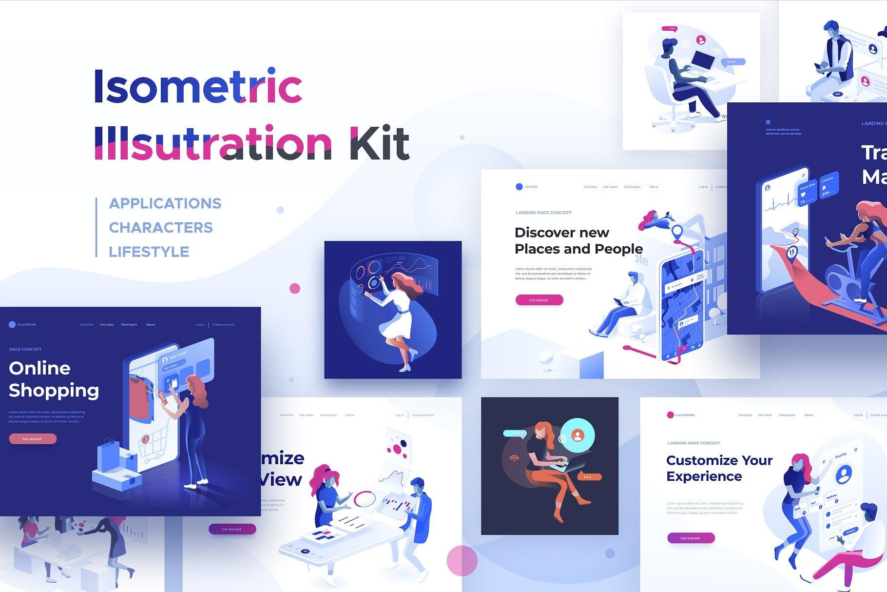 10 Premium Vector Graphics from CreativeMarket.com - Feb 2019 4