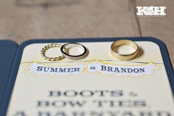 Summer & Brandon's Kentucky Wedding