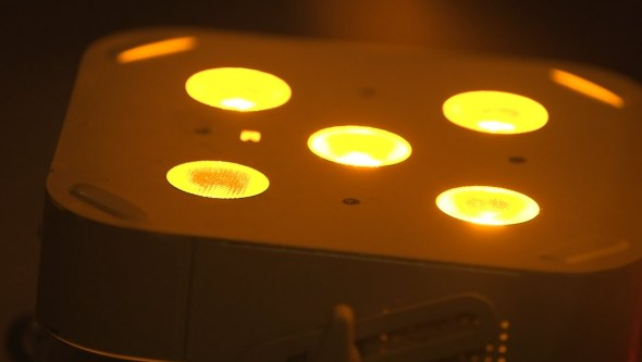 Our lighting design uses the latest LED technology; our RGBA light can easily simulate candlelight