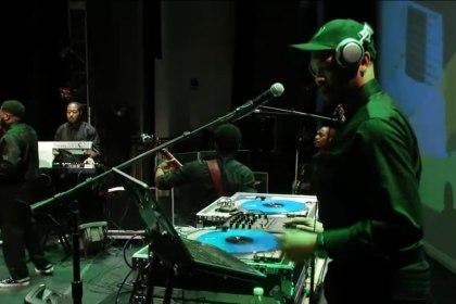 DJ Stylus: Hip-Hop In The Pocket