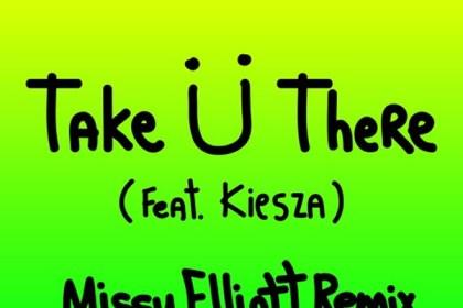 Jack Ü Take Ü There (Missy Elliott Remix)