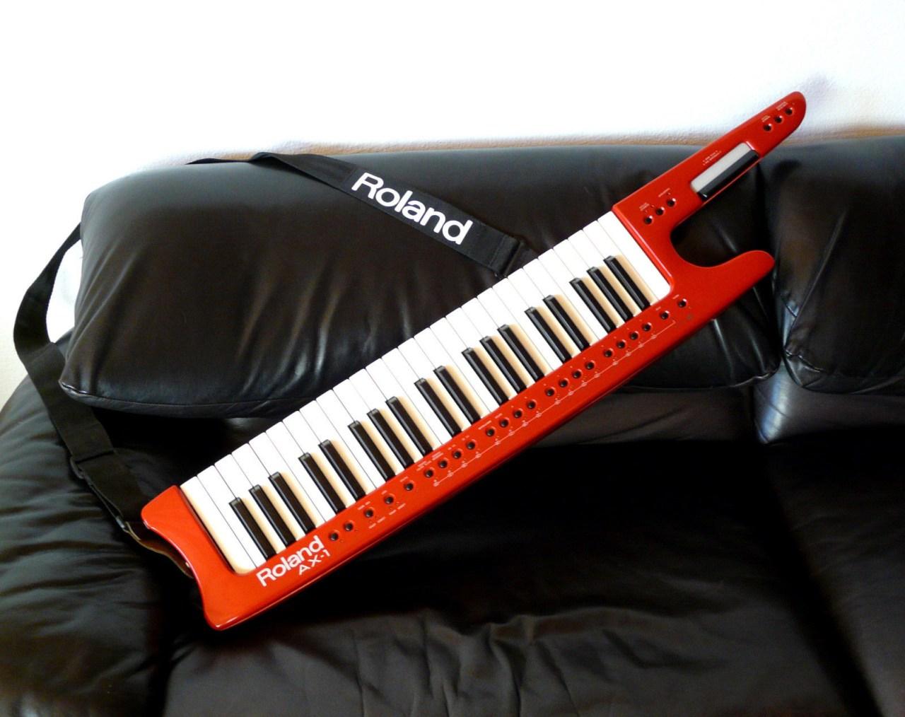 Keytar Central AX13
