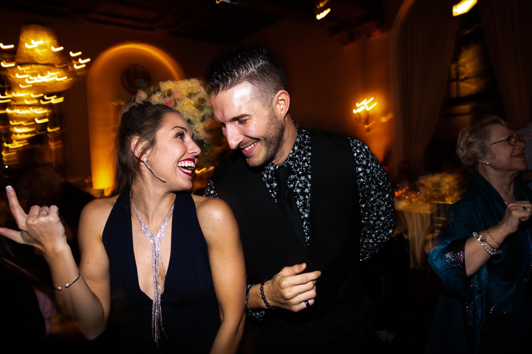 Katy and Tom's St. Regis Hotel Wedding (Merkle Photography)