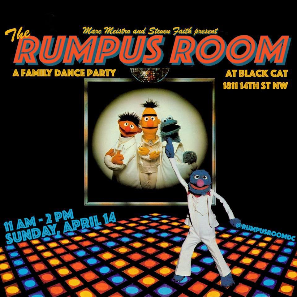 Rumpus Room at the Black Cat