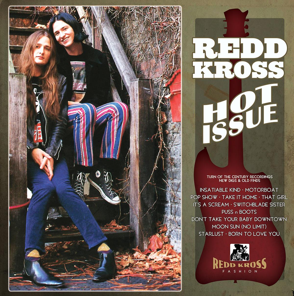 Redd Kross Hot Issue