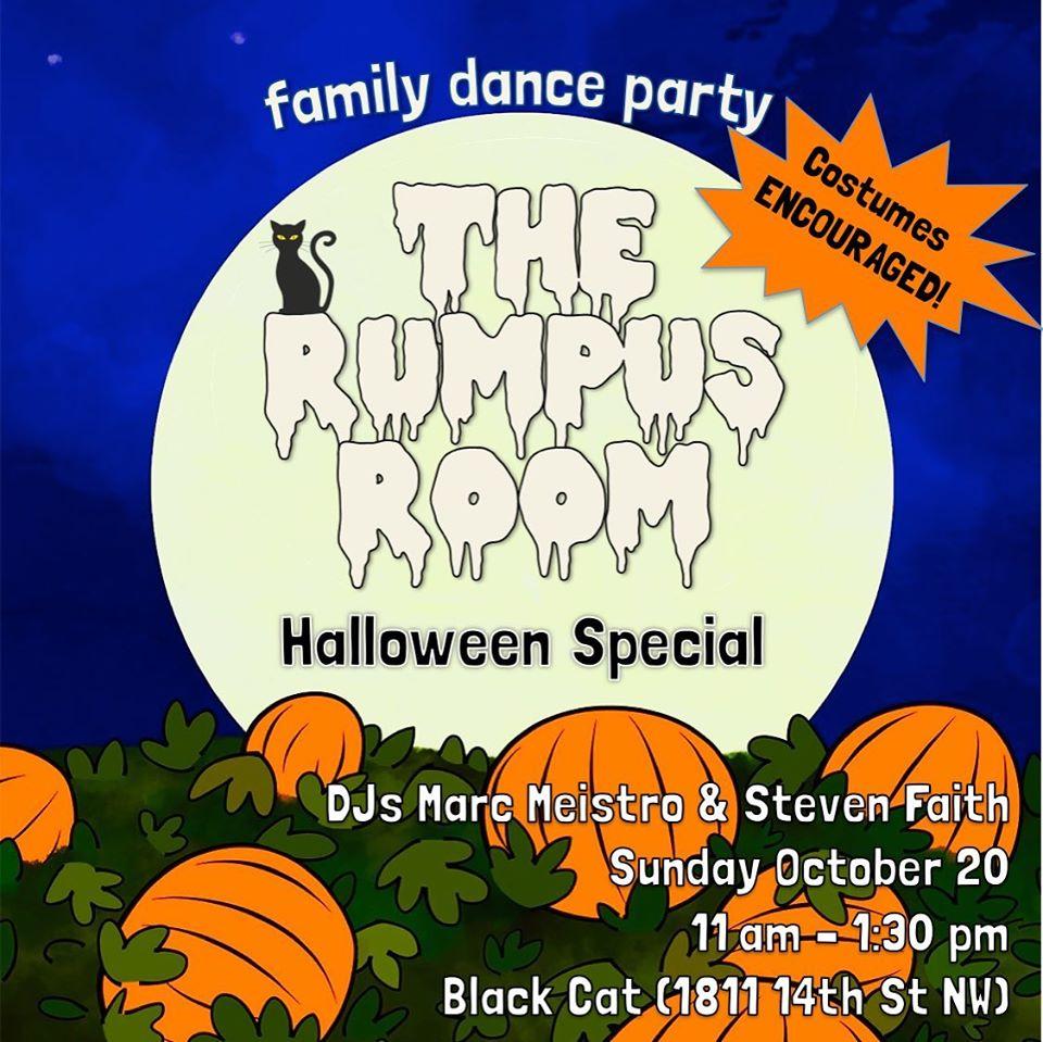 Rumpus Room Family Dance Party