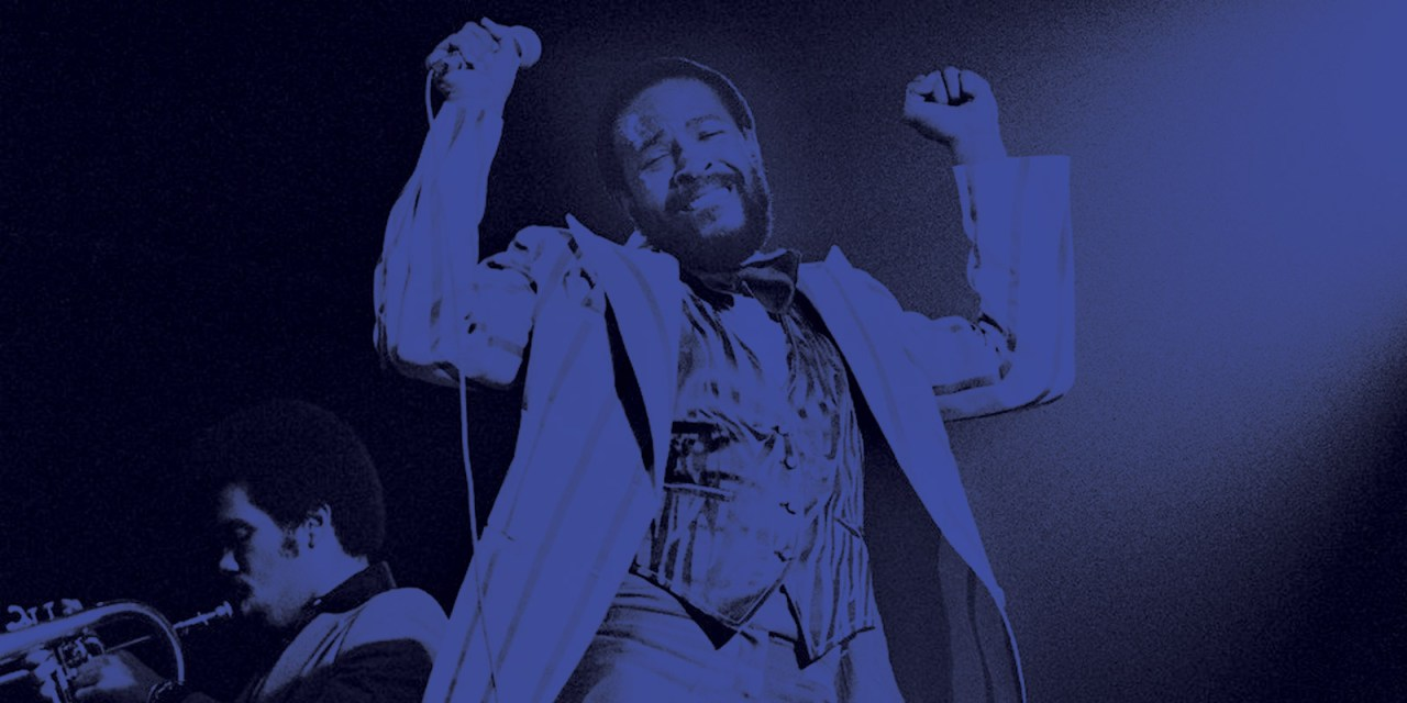 The Marvin Gaye Package