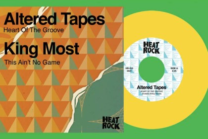 Altered Tapes Heart of the Groove