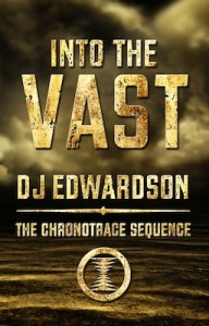 Vast Science Fiction Book Cover Front