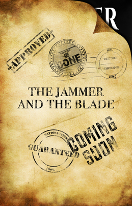 Sneak Peek for Jammer & the Blade
