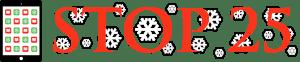 author scavenger hunt stop 25 snowflakes