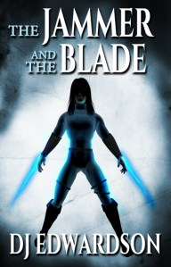 jammer and the blade - Science Fiction new cover