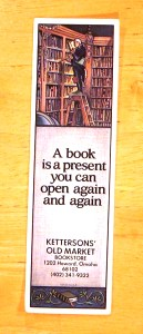 ketterson's bookmark omaha