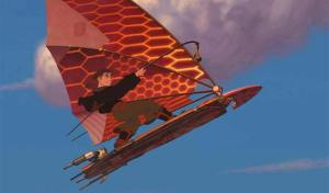 treasure planet sky surfing