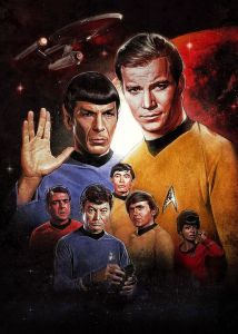 star trek - original crew