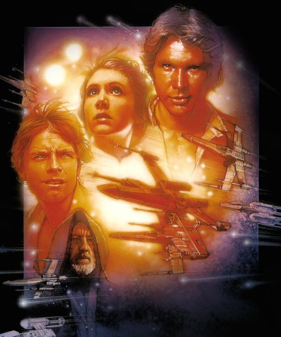 star wars a new hope episode 4