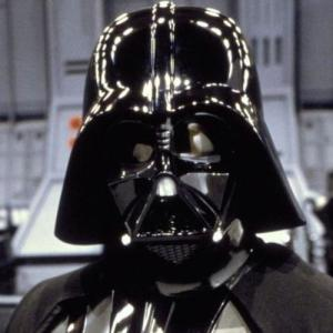 Darth Vader, the power of the dark side